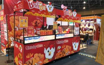 Chicky Chic at Thailand Franchise Expo 34th